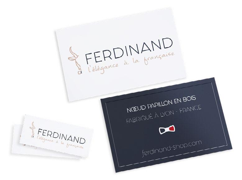 Ferdinand | Nœuds papillons en bois